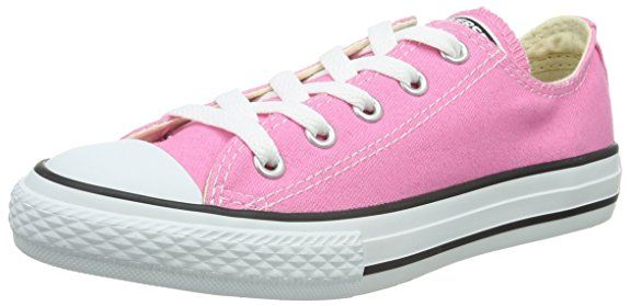 Converse Ctas Core Ox, Chaussures Homme - Rose - Rose, 29 EU