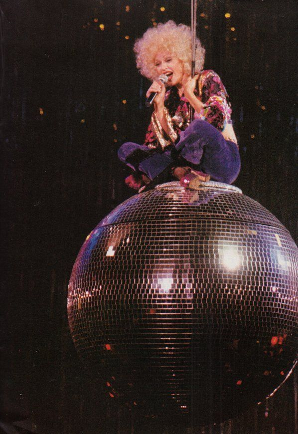 Madonna on disco ball (With images) | Disco music