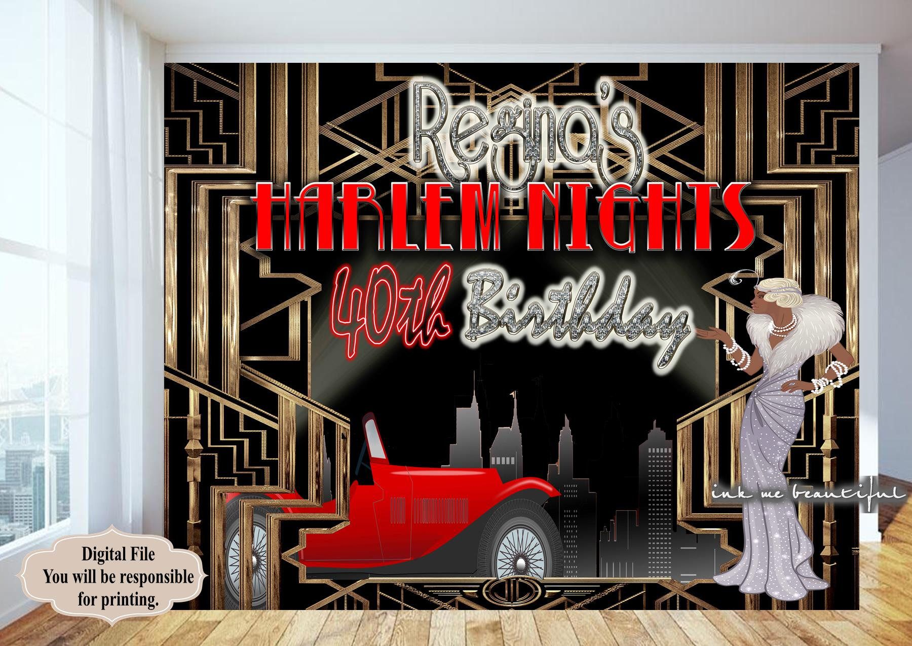 Pin By Ink Me Beautiful On Great Gatsby Themed Party Decor