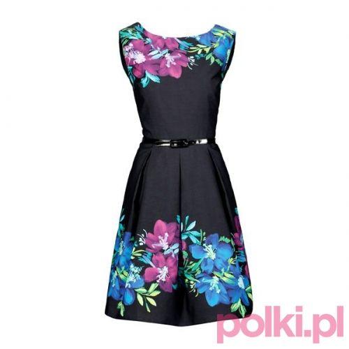 Sukienka W Kwiaty C A Cena Ok 199 Zl99 00 Pln Jpg Fashion Pretty Dresses Fashion Outfits