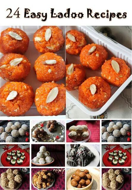 24 easy ladoo recipes indian recipes pinterest easy recipes 24 easy ladoo recipes indian dessertsindian forumfinder Choice Image