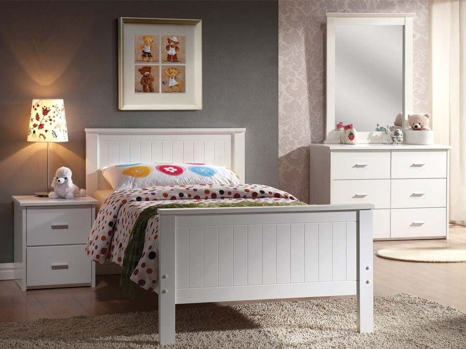 ACME BUNGALOW Bedroom - The San Marino transitional youth bedroom ...