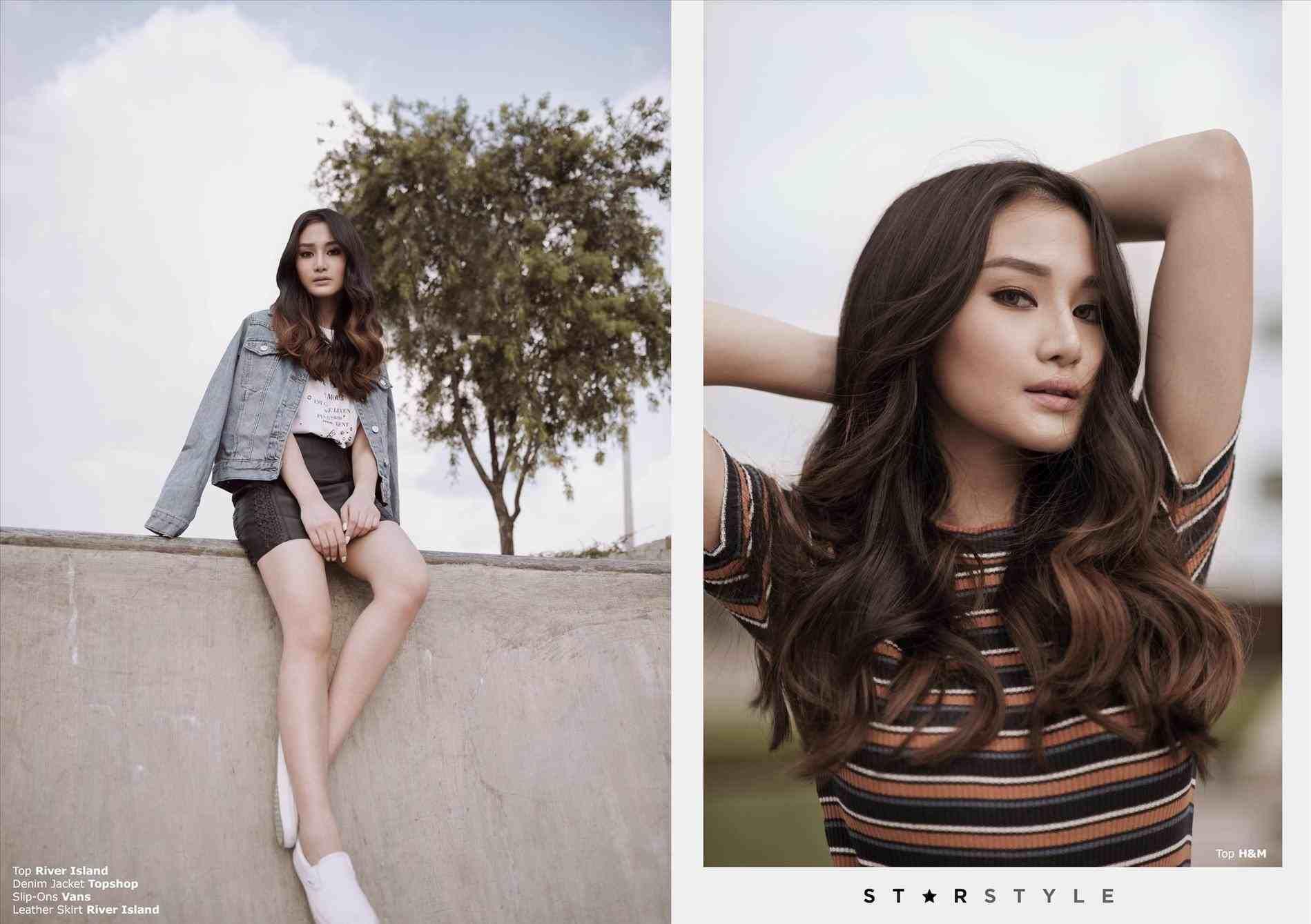 Julia Barretto Hair Color Fashion Pinterest Star Fashion