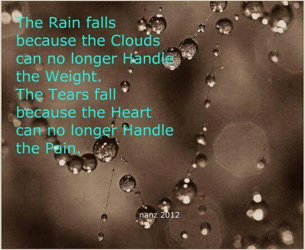 #rainandtears