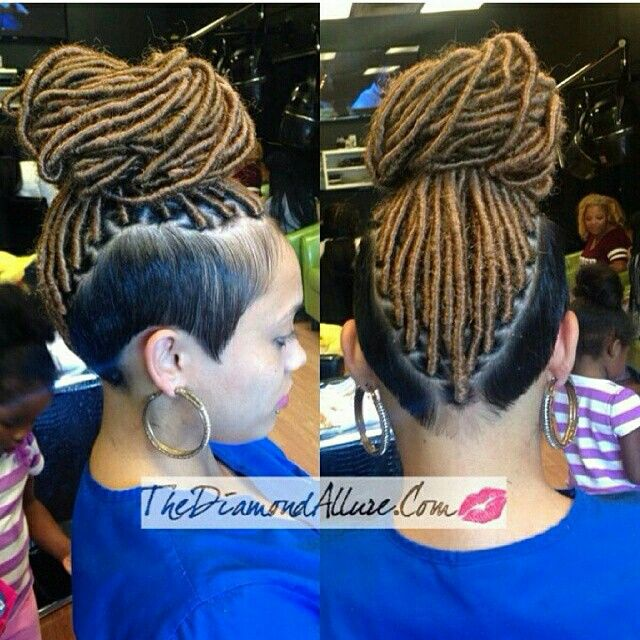 Faux Locs With Images Natural Hair Styles Braids