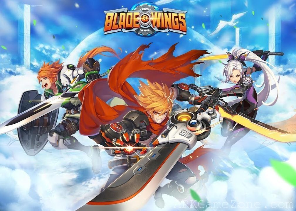 Blade & Wings Fantasy 3D God Mod Download APK Anime