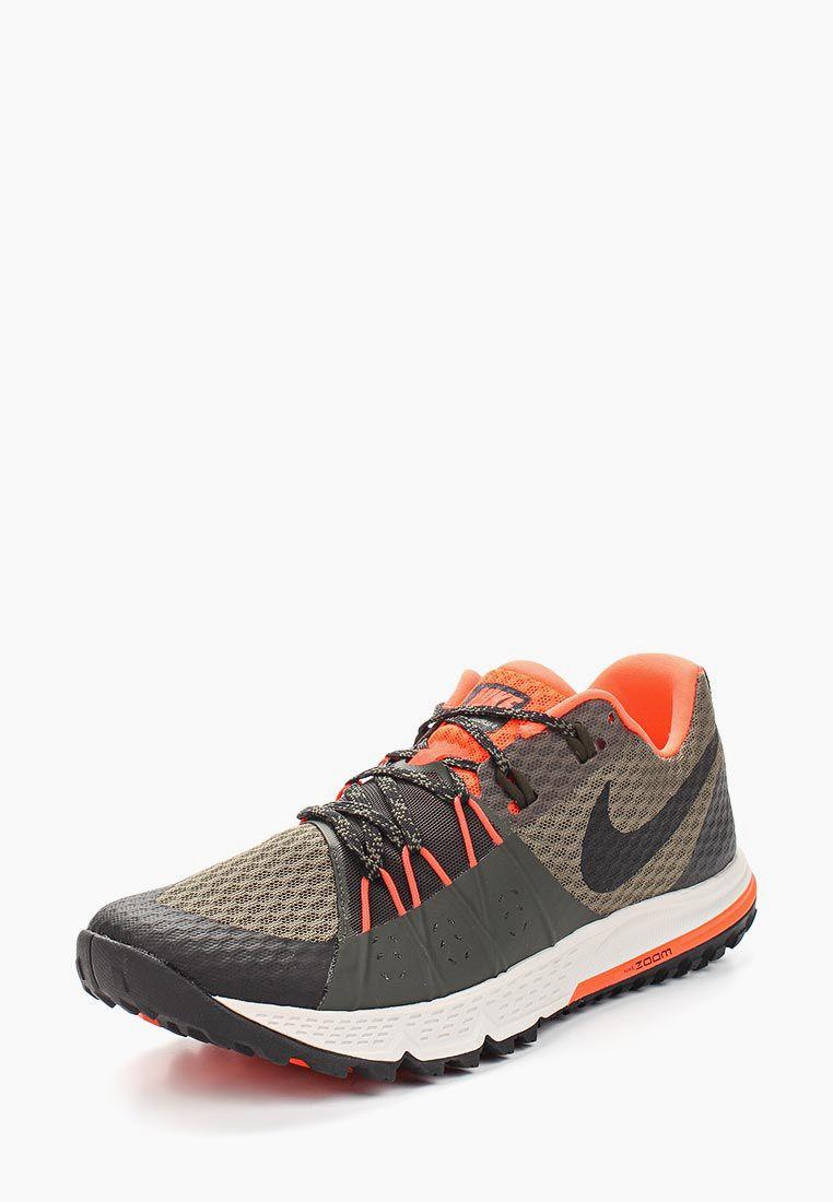 3044cdb4c Кроссовки Nike NIKE AIR ZOOM WILDHORSE 4 купить за 5 940 руб NI464AMBBOF1 в  интернет-