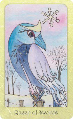 Dream Raven Tarot