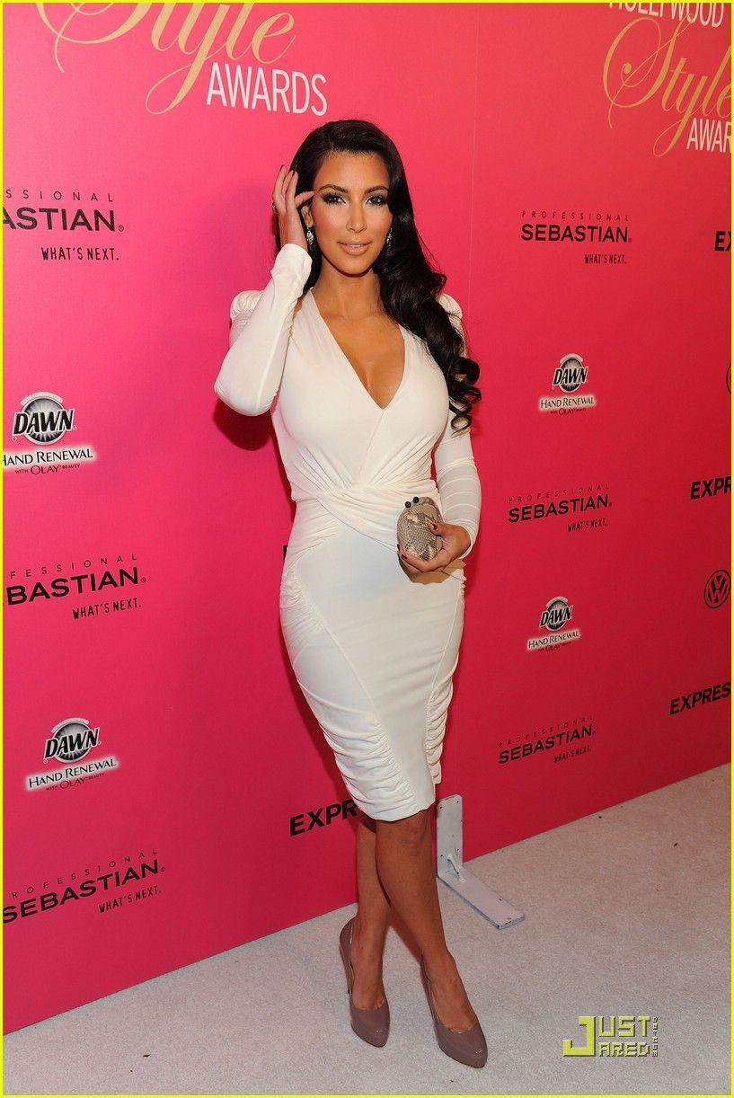 Kim Kardashian 2009 Hollywood Style Awards Health And