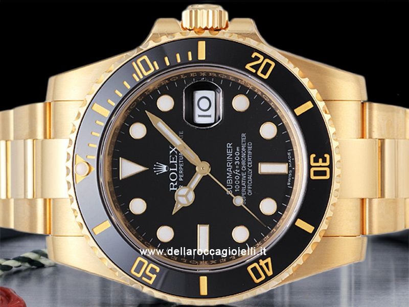 foto ufficiali 04c9f 3cde9 Immergiti nell'eleganza di Rolex | Rolex Submariner | Rolex ...
