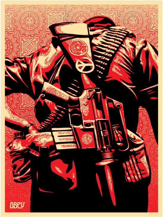 Shepard fairey prints google search