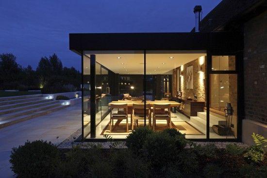 Dovecote Barn by Nicolas Tye Architects