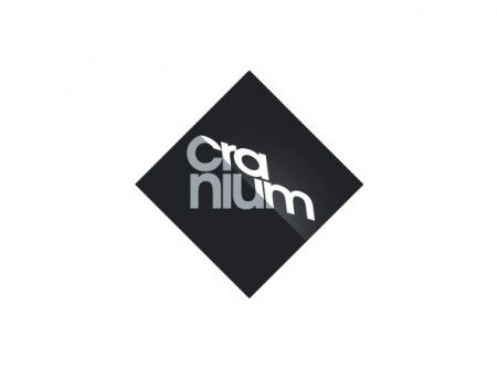 Cranium . Logoed