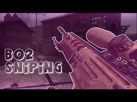 BO2 Ballista Sniping Montage | my youtube channel | Neon