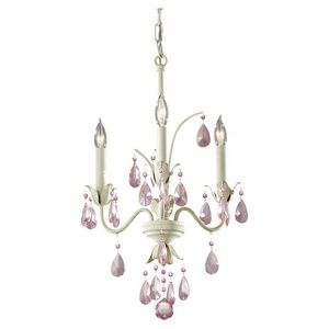 Murray Feiss Exclusive Lighting Store | Charlene - Three Light Chandelier