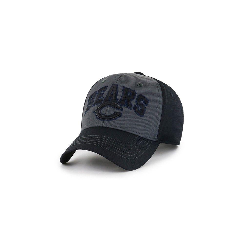 NFL Men s Chicago Bears Blackball Script Hat  d5c5a7280547