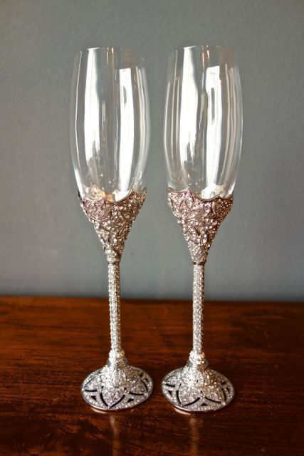 Wedding Champagne Flutes Gles Personalized Toasting Toast Inspiration Ideas