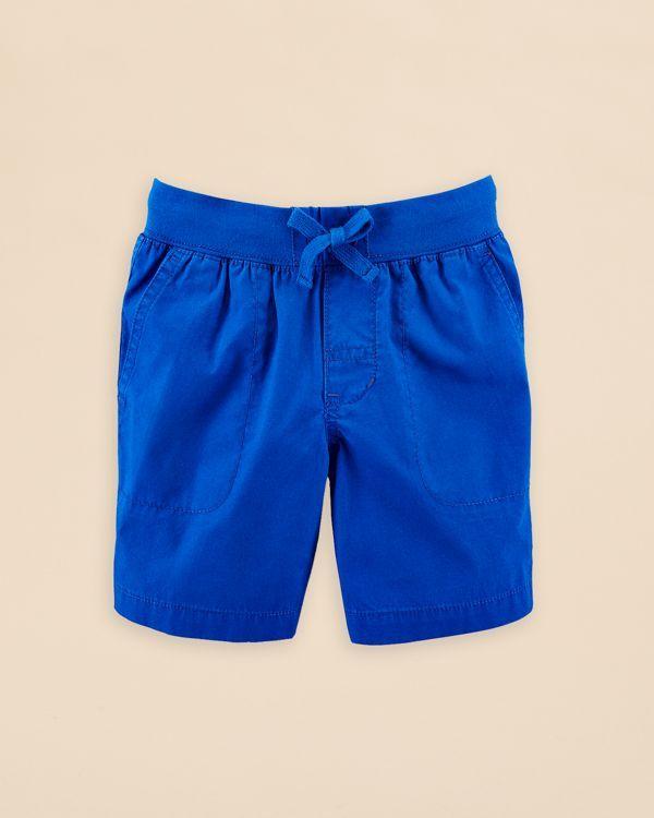 Ralph Lauren Childrenswear Boys' Varsity Shorts - Sizes 2-7
