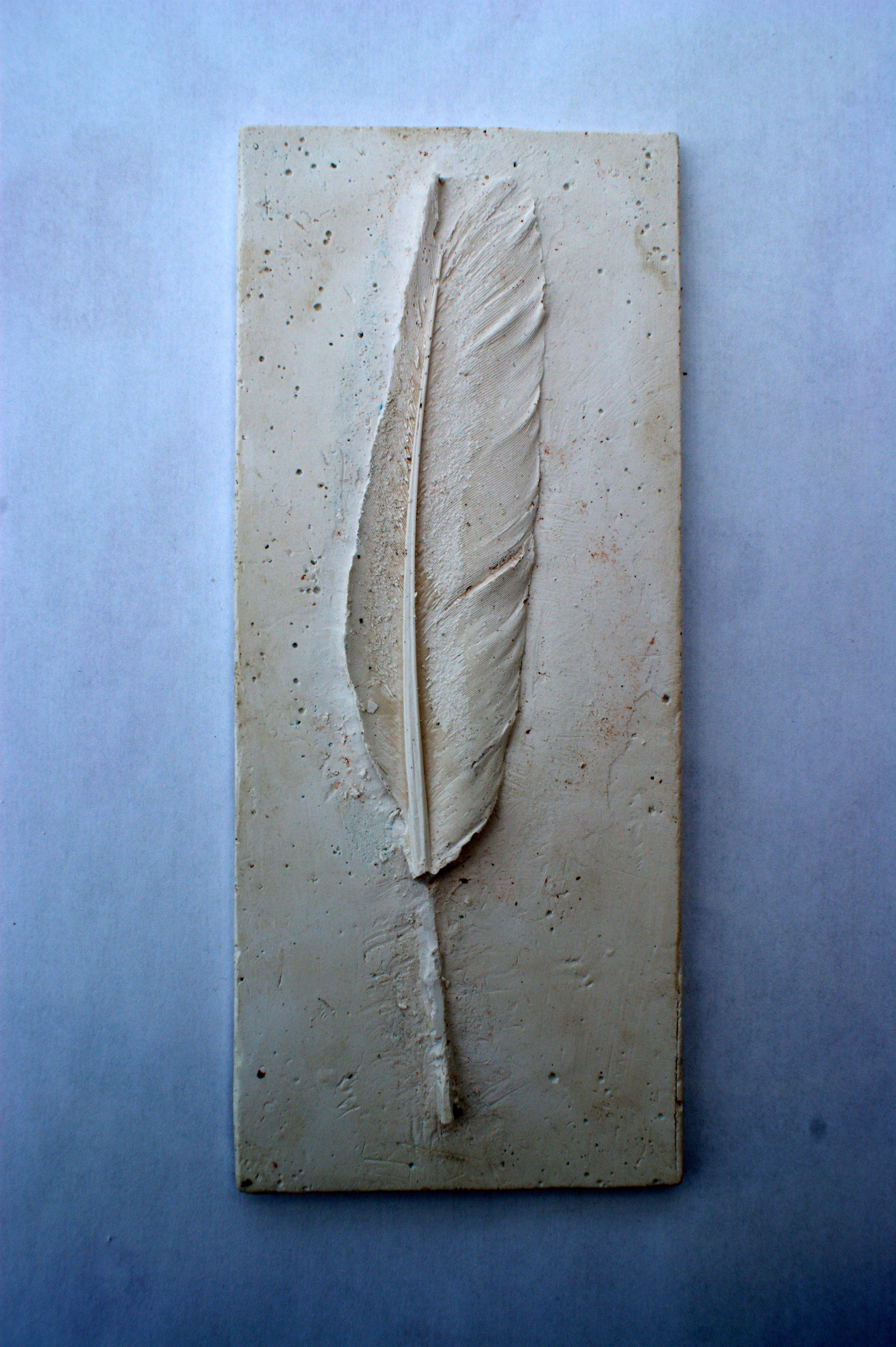 how to make a cast plaster of paris