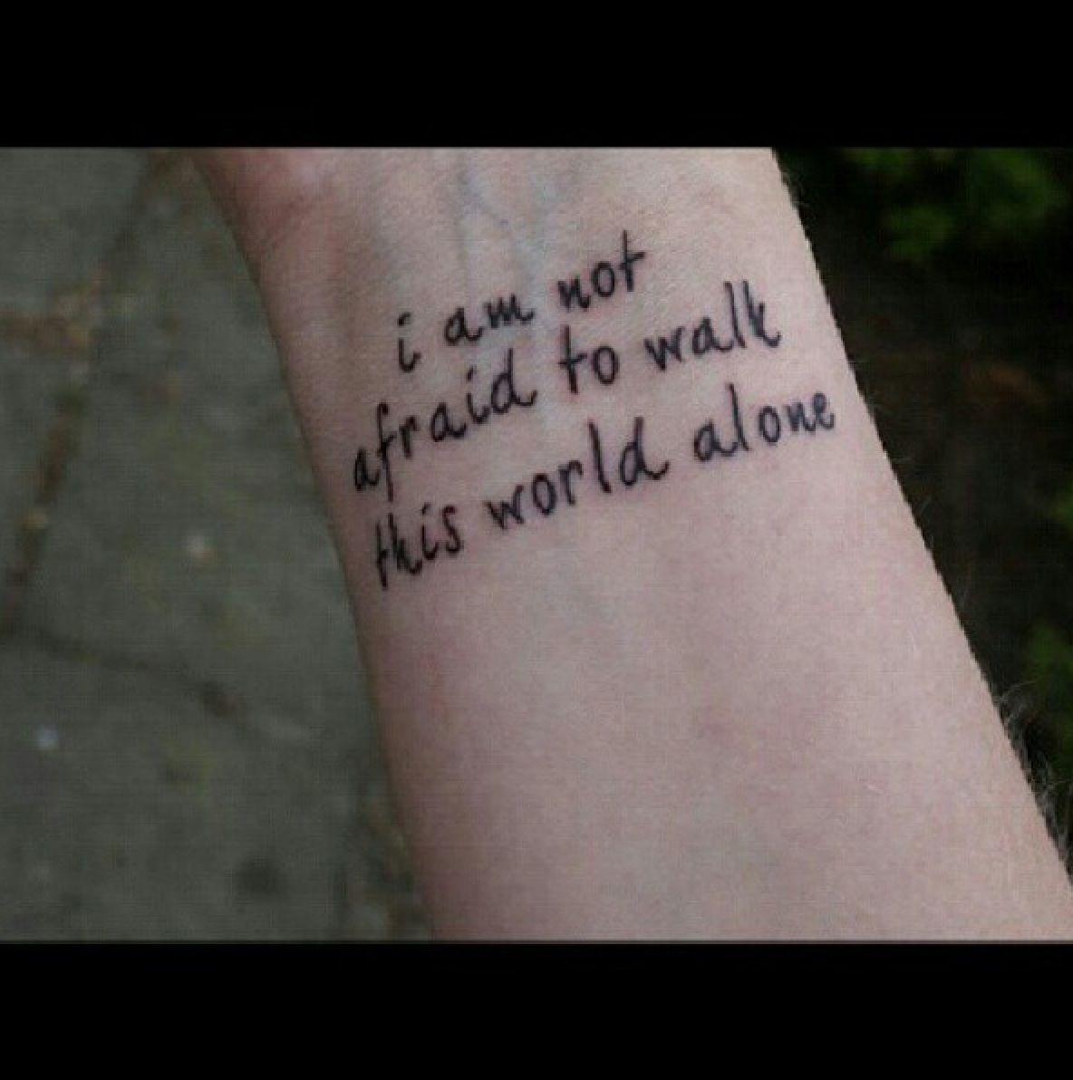 Pin von Katie M. auf Quotes! | Pinterest - Tattoo Sprüche Weisheiten