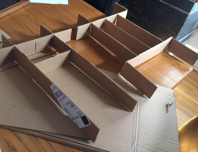 Tutorial Diy Drawer Dividers Kitchen Edition Drawer Dividers