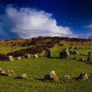Beaghmore stone circles, Tyrone, Ireland