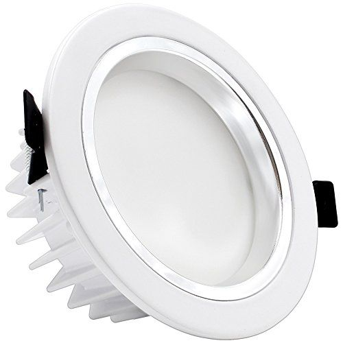 14 99 12watt 4 Inch Dimmable Retrofit Led Recessed Lighting Fixture Led Ceiling Light 90w Halo Led Recessed Lighting Led Ceiling Lights Recessed Lighting