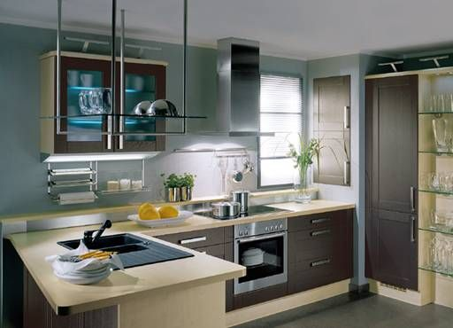 Awesome Interieur Cuisine Moderne Images - Amazing House Design ...