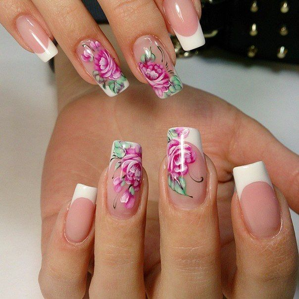 Nail Art #480: magnetic designs for fascinating ladies. Take the one you love now!