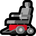 Motorized Wheelchair Emoji In 2020 Wheelchair Motor Emoji