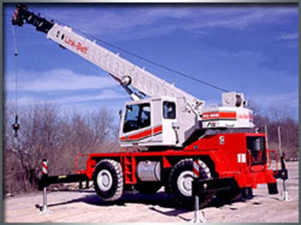 210) 444-8777 - HOLT Crane & Equipment is the authorized