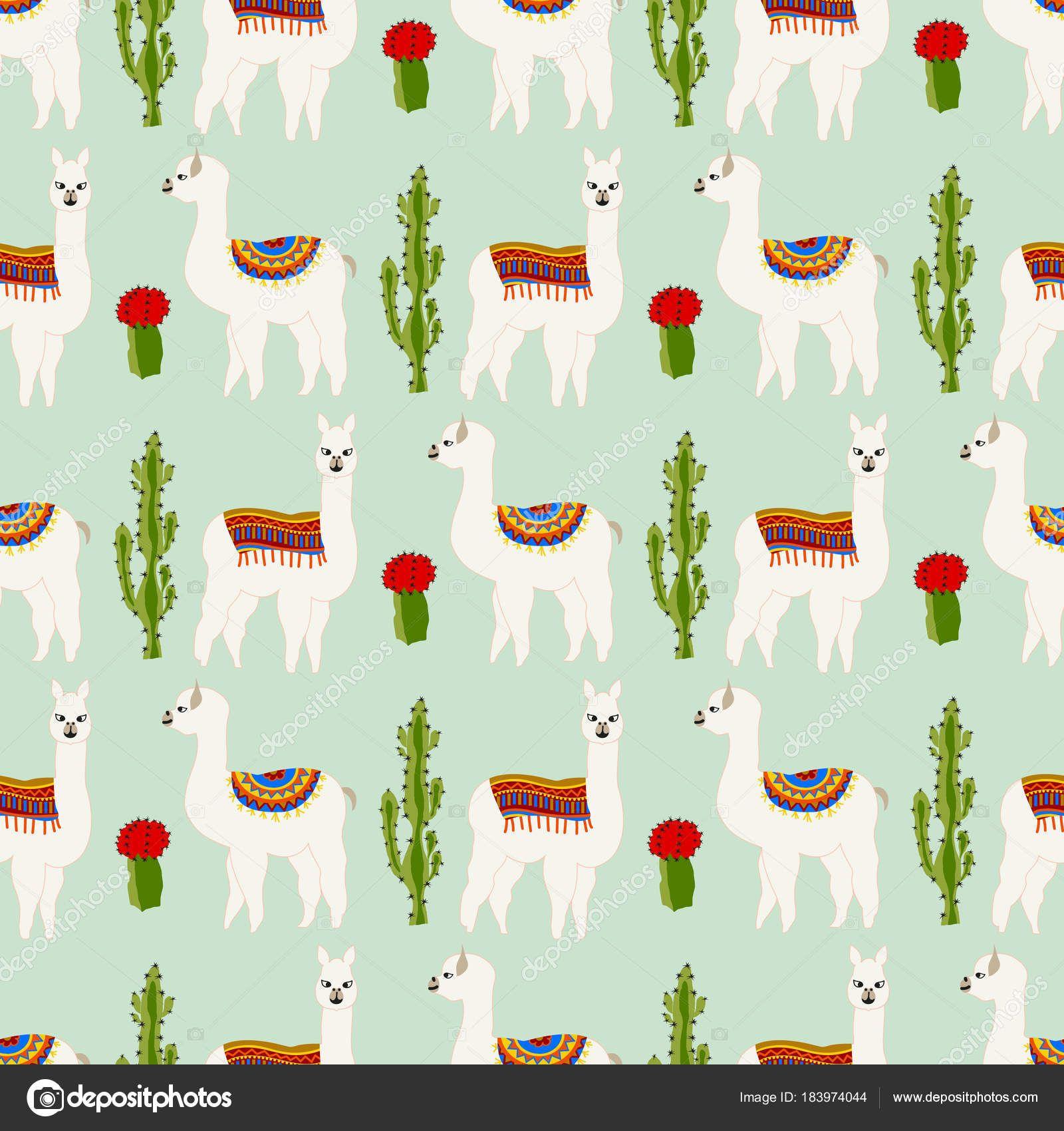 Llama Wallpaper: Image Result For Mexican Llama Wallpaper Drawings