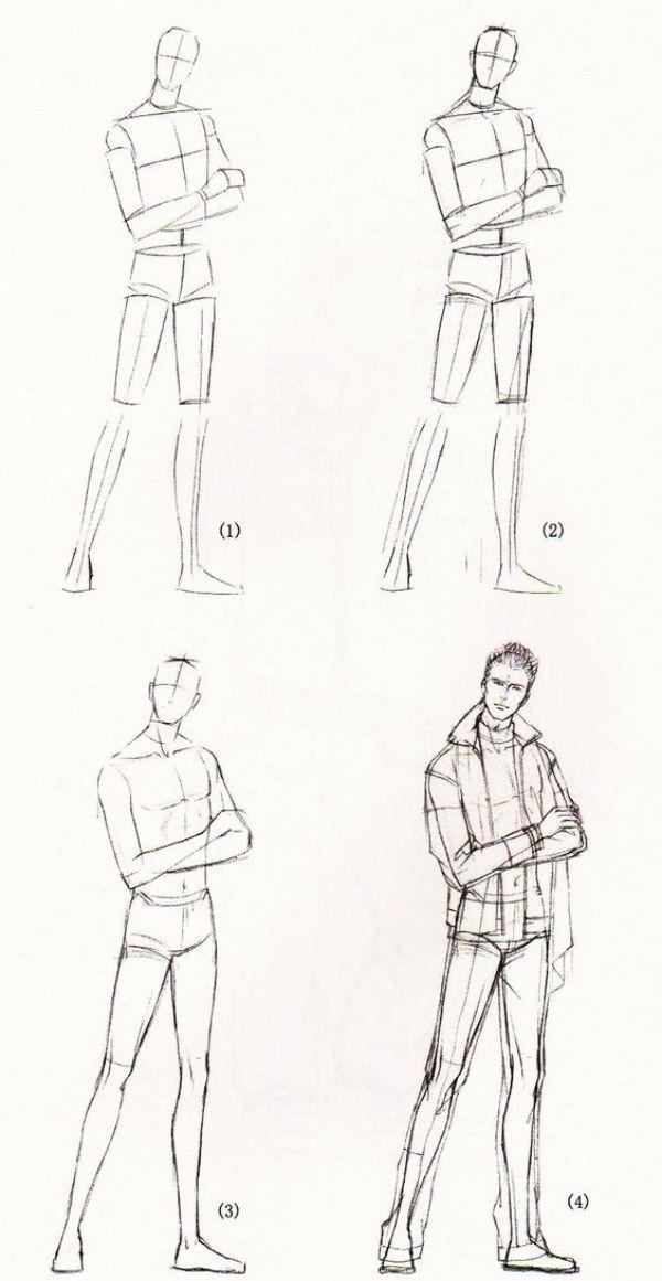 Pin by Gloria Kelley on Human Form | Body drawing, Anatomy ...
