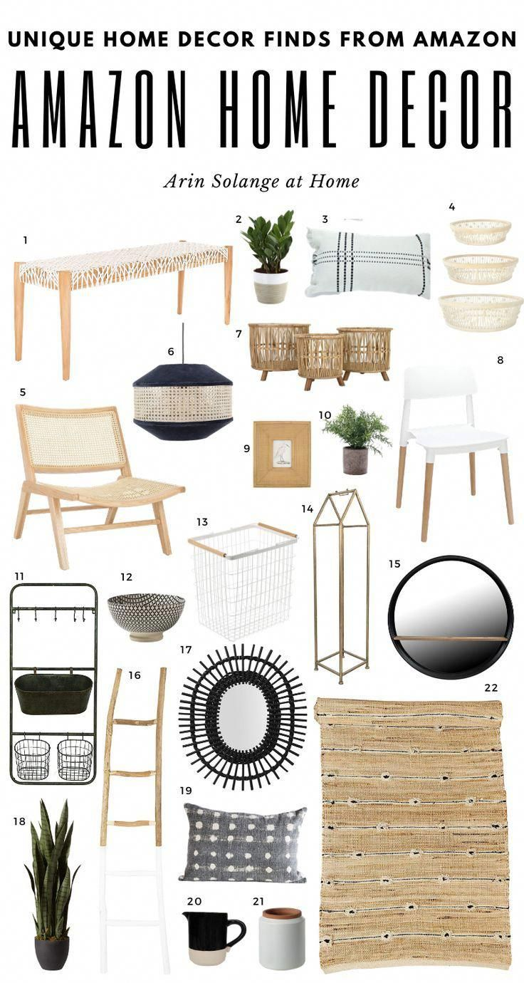 Are you looking for affordable amazon home finds? Check out this post full amazon home decor finds. #amazonhome #amazondecor #amazonfinds #HomeDecoration