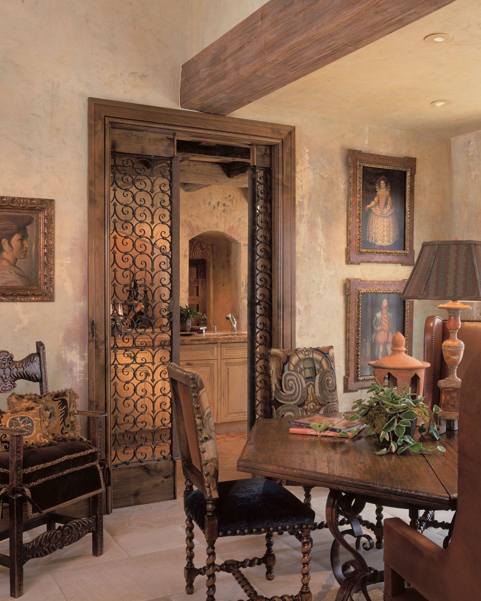 Dallasdesigngroup Portfolio Room Style Mediterranean