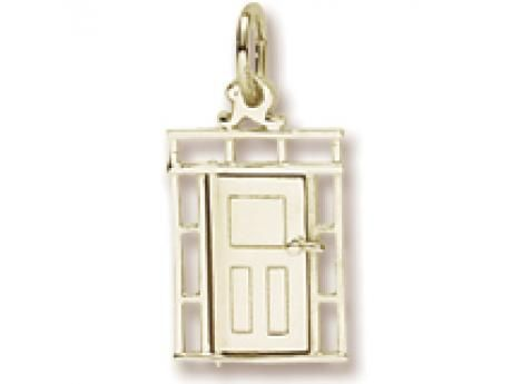 Elegant Rembrandt Charmu0027s DOOR Charm 8168 | Charms From Tuckeru0027s Fine Jewelry U0026  Gift Gallery | Columbia, MO | Pinterest