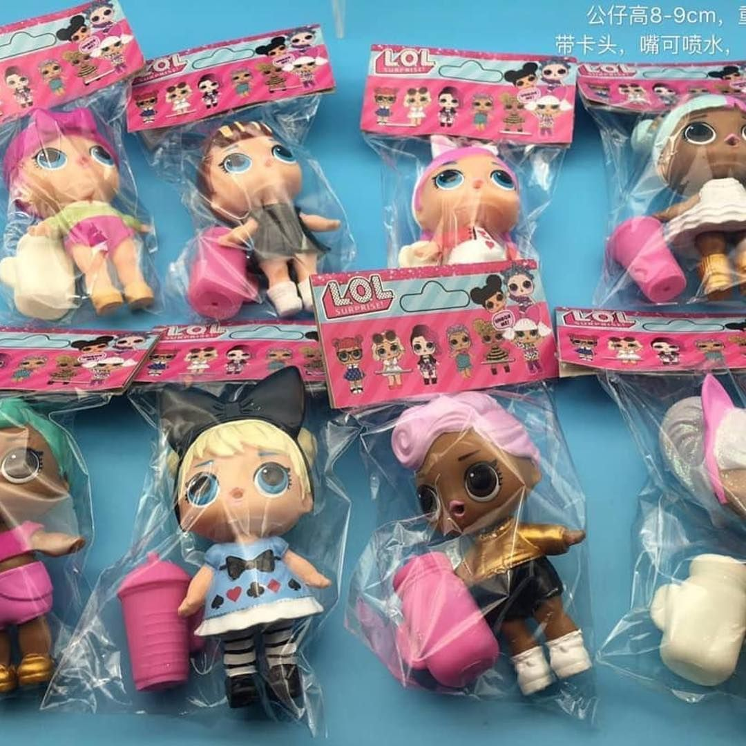 LOL Surprise doll accessories spotted sash