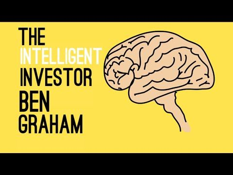 The Intelligent Investor by Ben Graham - Animated - YouTube