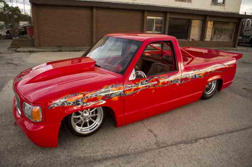 A Resurrected 88 Chevy Silverado Specs Prep