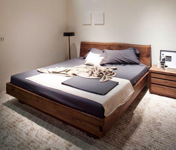 современные спальни дизайн: дневник дизайнера: Современные двуспальные кровати из