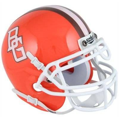 Bowling Green State University Falcons Football Game Helmet Falcons Helmet Football Helmets Falcons Football