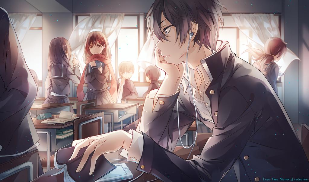 Shintaro by INstockee on DeviantArt