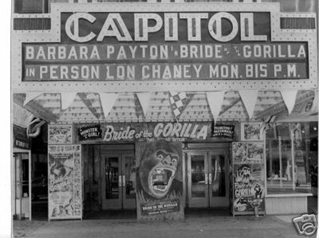 Vintage photos of classic movie theaters in n j - Amc movie theater garden state plaza ...