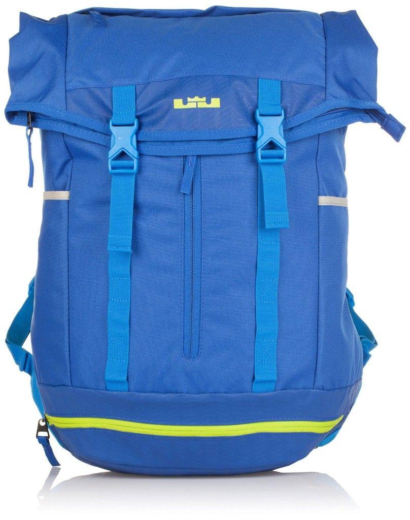 lebron bag. nike lebron james new good laptop basketball backpack ba4750-434 bag n