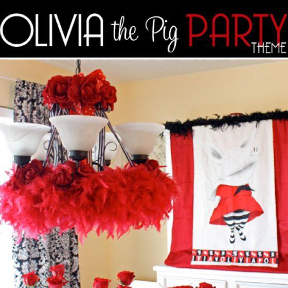 Olivia party