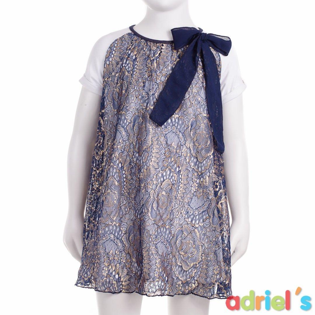 90329c224 Vestido Mian para niña de NONO
