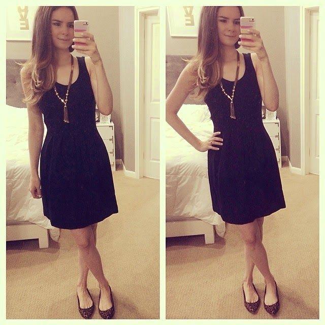 Veronika's Blushing Fashion