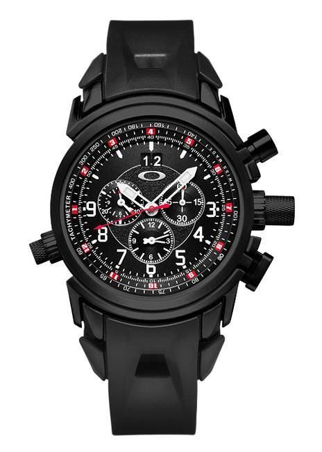 2ad9ac75f80 Oakley 12 GAUGE Watch - Luxury Swiss Chronograph Men s Watch ...