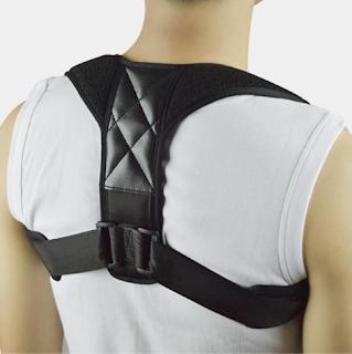 Adjustable Posture Corrector Brace for Men and Women