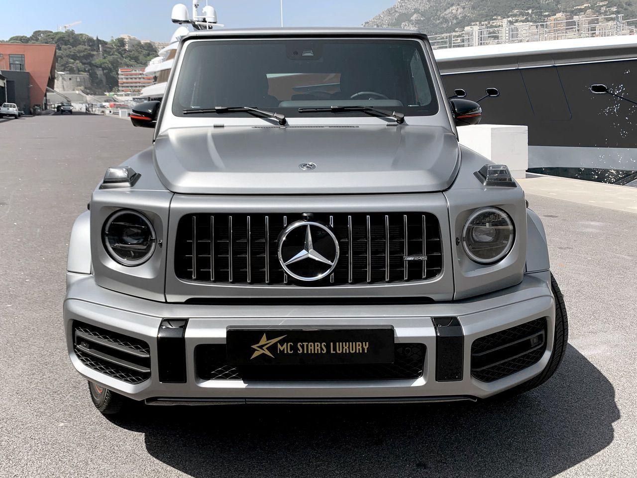Mercedes-Benz G 63 AMG Edition 1 - FOR SALE  #mercedes #mercedesbenz #amg #edition1 #mercedeslovers #mercedes63amg #cars #amgaddict #mercedeslife #mercedesclub #forsale #supercars #starsmontecarlo #tradinglux